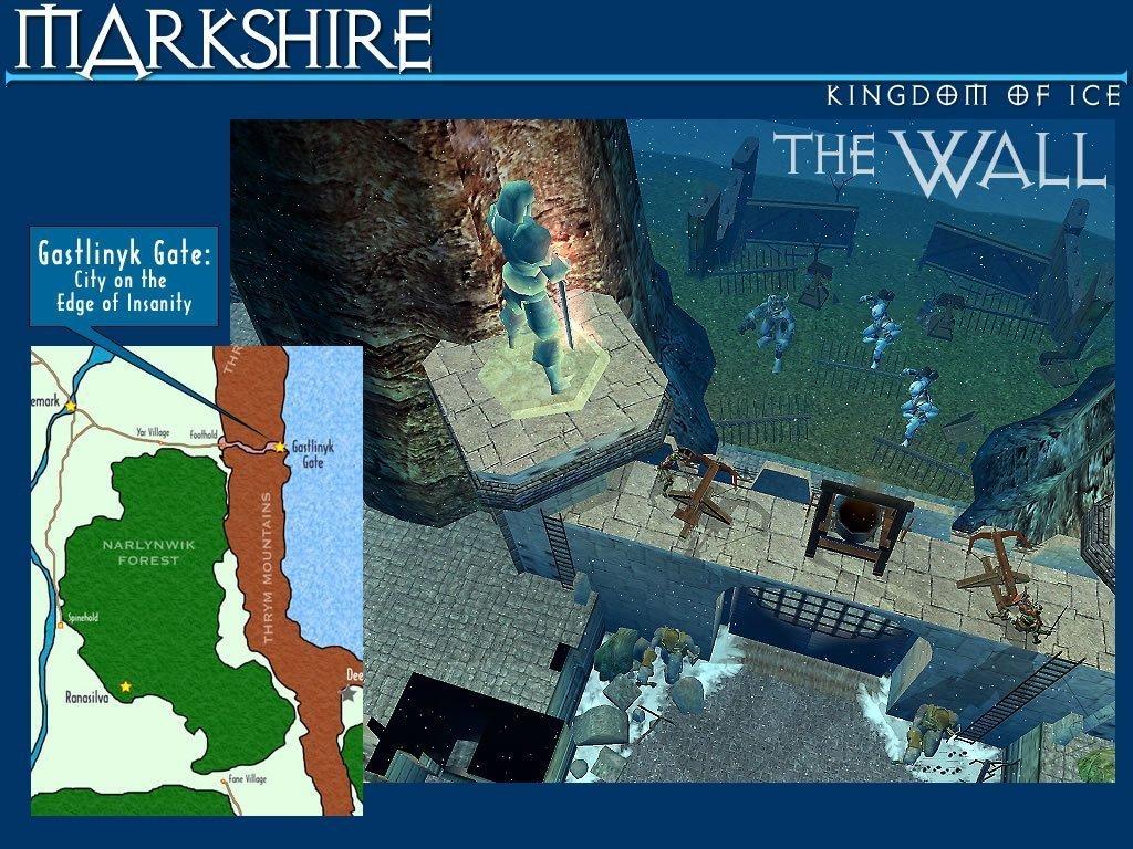 Gastlinyk Gate :: The Wall