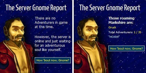 The Server Gnome Report